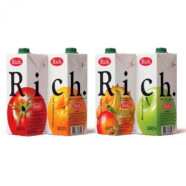 Сік Rich 0,2
