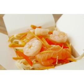 Фунчоза з морепродуктами